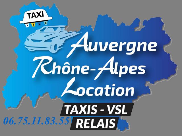 Vsl Taxi Relais Auvergne Rhône Alpes  06.75.11.83.55